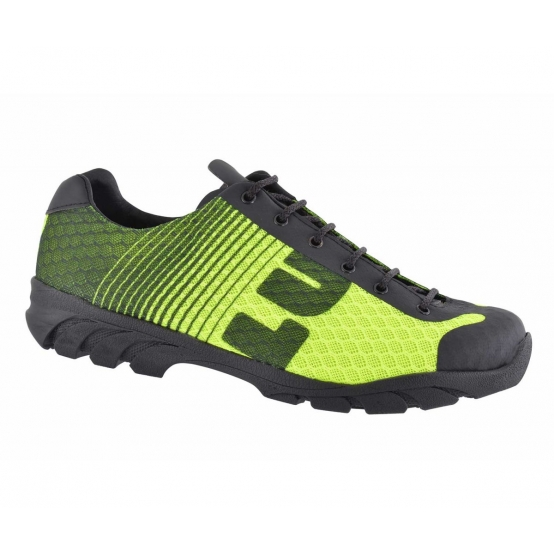MTB Luck Jupiter SPD cycling shoes with cordons