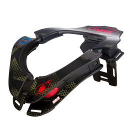 Protector cervical MOVEO ONEAL TRON NECKBRACE MULTICOLOR