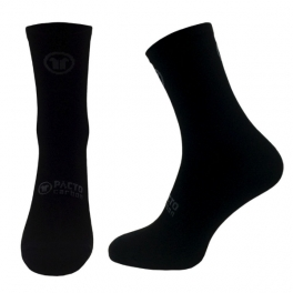 Calcetines PaCto Carbon NEGRO