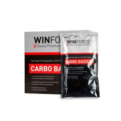 Bebida deportiva WINFORCE CARBO BASIC PLUS Sobres Monodosis