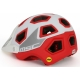 Casco MTB All Mountain MIPS ENDURO BLANCO ROJO