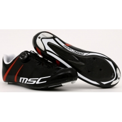 Zapatillas MSC ROAD PRO CARBON Negras