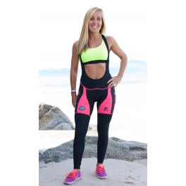 Culotte MUJER largo LASER Giordana-PaCto VALWINDCYCLES