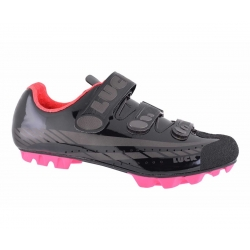 Zapatillas LUCK MATRIX MTB NEGRO ROSA
