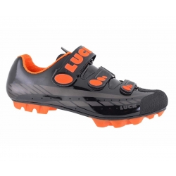 Zapatillas LUCK MATRIX MTB NEGRO NARANJA