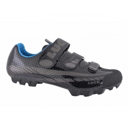 Zapatillas LUCK MATRIX MTB NEGRO AZUL