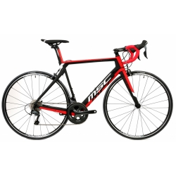 Bicicleta MSC ROAD ELYSIUM CARBON RED WHITE