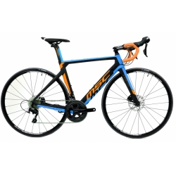Bicicleta MSC ROAD ELYSIUM CARBON R ORANGE CYAN