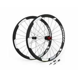 Par de ruedas MSC ROAD CARBON 700 38mm