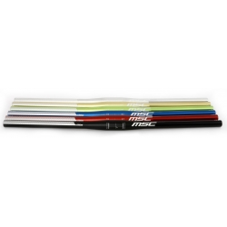 MSC Manillar plano Aluminio 660mm 31.8Ø. 5 colores