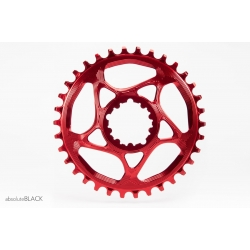 Plato absoluteBLACK SRAM Direct Mount GXP