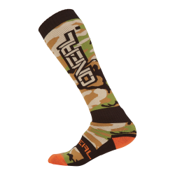 Calcetines MX Oneal PRO MX WOODS CAMO