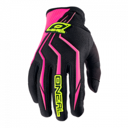 Guantes ONEAL ELEMENT ROSA MUJER
