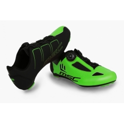 Zapatillas MSC ROAD AERO VERDE