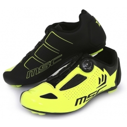 Zapatillas MSC ROAD AERO AMARILLO