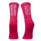Calcetines PaCto Carbon Valwindcycles - PINKFLUO