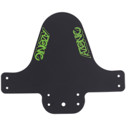 Guardabarros flexible AZONIC FENDER VERDE