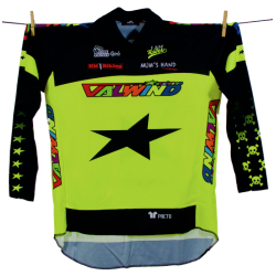 Maillot DH - Enduro Giordana-PaCto VALWINDCYCLES