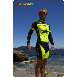 Maillot manga larga PERFORMANCE Giordana-PaCto VALWINDCYCLES