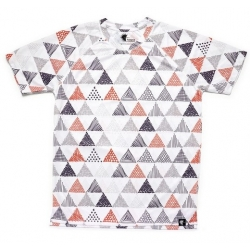 Camiseta RUNNING HOOPOE Triangles NIÑO