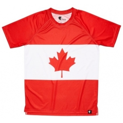 Camiseta RUNNING HOOPOE MapleLeaf NIÑO