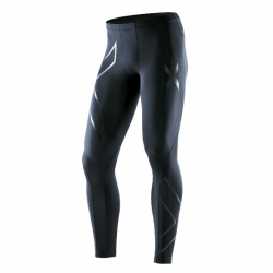 Malla larga 2XU RECOVERY COMPRESSION TIGHTS NEGRO LOGO NEGRO