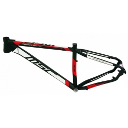 Cuadro MSC MERCURY 29er ALUMINIO RED WHITE