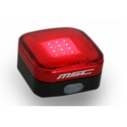 Luz MSC BOXING 30 LUMENS COB LED RED