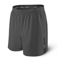 Pantalón SAXX KINETIC 2N1 RUN DK CHARCOAL