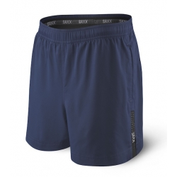 Pantalón SAXX KINETIC 2N1 RUN NAVY