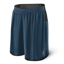 Pantalón SAXX PILOT 2N1 SHORTS VELVET BLUE HEATHER