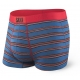 Underwear SAXX VIBE TRUNK MODERN FIT BRUSHED STRIPE