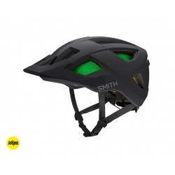 Casco SMITH SESSION MIPS NEGRO VERDE MATE