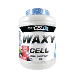 Carbohidratos PROCELL WAXICELL 1.8 kg