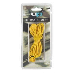 Cordones elásticos ULTIMATE PERFORMANCE AMARILLO