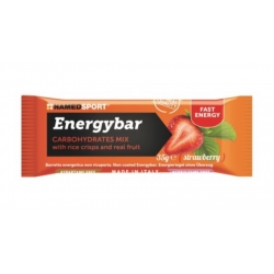 Pack 12 unidades NAMEDSPORT ENERGYBAR FRESA-YOGURT 35GR