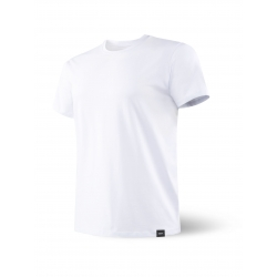 Camiseta SAXX 3SIX FIVE SS CREW NECK WHITE