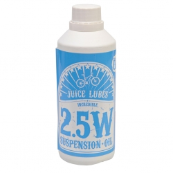 Aceite para suspensión JUICE LUBES SUSPENSION OIL 2,5 WT 500 ml