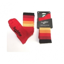 "Calcetines SURBIKES PREMIUM SOCKS ""SUNSET"""