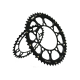 Platos UFOR OVAL ROAD CHAINRING SET 50/34