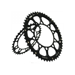Platos UFOR OVAL ROAD CHAINRING SET 52/36