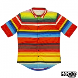 Camisa HANDUP RIDIN HAWAIIAN SERAPE MULTICOLOR