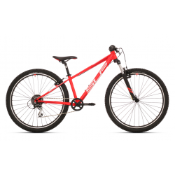 Bicicleta SUPERIOR JUNIOR KIDS RACER XC 27 NIÑO ROJO MATE