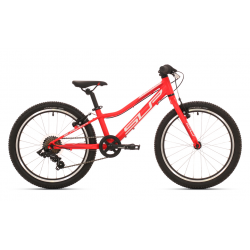 Bicicleta SUPERIOR JUNIOR KIDS RACER XC 20 NIÑO ROJO MATE