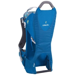 Mochila portabebés LITTLELIFE RANGER S2 CHILD CARRIER AZUL