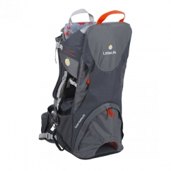 Mochila portabebés LITTLELIFE CROSS COUNTRY S4 CHILD CARRIER GRIS