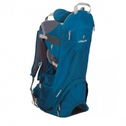 Mochila portabebés LITTLELIFE FREEDOM S4 CHILD CARRIER AZUL