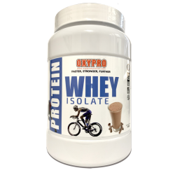 Proteína OXYPRO WHEY ISOLATE CFM CHOCOLATE