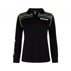 Polo manga larga KAWASAKI SPORTS WOMEN MUJER