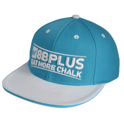 Gorra Snapback 8BPLUS EAT MORE CHALK